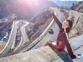 京郊居然藏着如此激情的山路 开逍客挑战红井路九曲十八盘