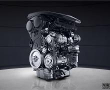 与全球同源,星越L全系标配沃尔沃2.0TD发动机